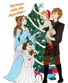 Christmas with the Skywalkers