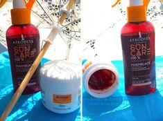 Kosmetik Sommer Lieblinge Summer Beauty, Lotion, Sun Care, Drink Bottles, Make Up, Drinks, Fashion, Aphrodite, Summer Time Love