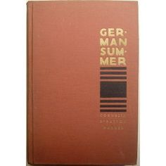German summer (Hardcover)