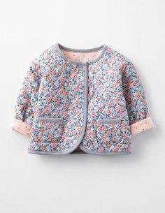 Reversible Jersey Jacket, so sweet