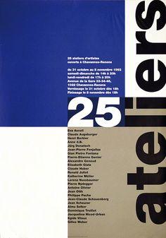 Jeker Atelier - 25 Ateliers