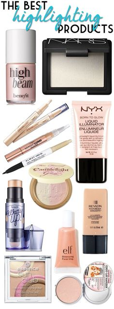 The Best Highlighting Products! #beauty #makeup #makeuptips http://crazymakeupideas.com/6-simple-steps-to-wash-your-hair-with-shampoo/