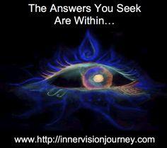 The Answers You Seek