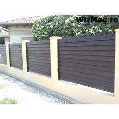 Garduri din lemn Iasi