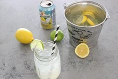 Gin Bucket Recipe