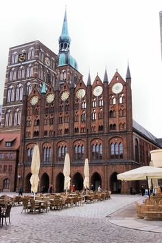 St.Nicholas Church,Stralsund ,Germany-believed to have been built in the year 1276