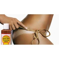Maui Babe Browning Lotion.....the Original and Best Natural Tanning Accelerant. #MauiBabe #tanningnaturally #Cozziesswimwear
