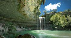 36 Jaw-Dropping NaturePhotos  Hamilton Pool, near Austin, Texas.