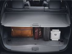 Jeep Grand Cherokee Accessory - Mopar OEM Jeep Grand Cherokee Cargo Area Security Cover $130