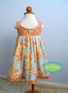 Hey, I found this really awesome Etsy listing at https://www.etsy.com/listing/206653003/sleeveless-twirl-dress-coral-and