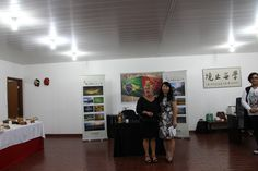 https://flic.kr/p/L2SB2j | Diretoras do Instituto Confúcio, Maristela Abad e…