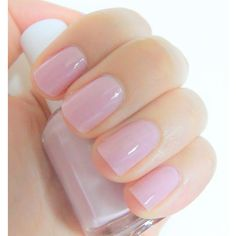Essie Nail Polish in Neo Whimsical, Review Swatch ❤ liked on Polyvore featuring beauty products, nail care, nail polish, essie, essie nail polish and essie nail color