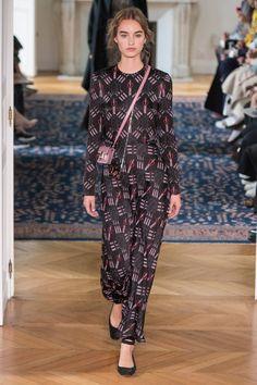 Valentino Spring 2017 Ready-to-Wear Fashion Show - Maartje Verhoef (Women)