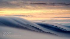 Misty sunrise by ArthurCrossMedia via http://ift.tt/2mDjXvJ