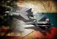 Disso Voce Sabia?: Rússia ameaça os Estados Unidos de que vai começar a revelar ao mundo o que os aviões da coalizão fazem na Síria