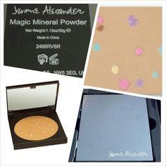 Jerome Alexander Magic Mineral Powder. ♥♥♥ this stuff!
