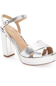 e2163da70d0d Main Image - Imagine by Vince Camuto  Valora  Platform Sandal (Women)  Metallic
