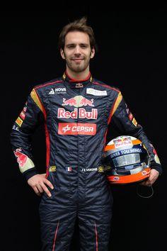 Round 1, Rolex Australian Grand Prix 2013, Preparation, #18 Jean-Eric Vergne (FRA), Driver, Scuderia Toro Rosso
