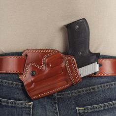 SOB SMALL OF BACK HOLSTER: Holsters & Ammo Carriers: Belt Holsters at Galco