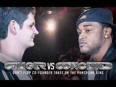 DON'T FLOP - Rap Battle - Conceited Vs Cruger