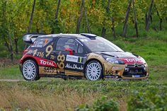 Loeb - Elena, Citroen DS3 WRC 2013