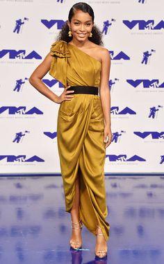 Yara Shahidi in Zimmerman. #MTVVMA2017 Best Dressed at the 2017 MTV Video Music Awards