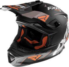 SHELL- Superlite Composite Fiber Shell, constructed of Kevlar, aerospace grade… Cool Motorcycle Helmets, Cool Motorcycles, Motocross Gear, Fox Racing, Dirtbikes, Atv, Motorbikes, Badass, Gears