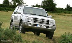Toyota Land Cruiser 100 Specs Photos 2002 2003 2004 2005