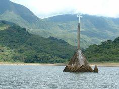 Potosi, Venezuela. Inundada en 1985