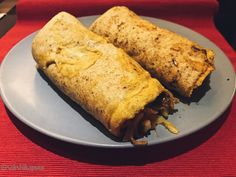 Simple comforting Egg rolls recipe! Customise with choice of meat or vegetables! Read on Kitchenpotcards!