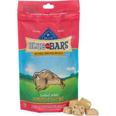 Blue Buffalo Mini Blue Bars Dog Biscuits