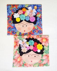 Apaixonada pelas minhas almofadas de Frida aula top da @ligiaarteira #costura #feltro #almofada #frida #feidakahlo #feitoamao #feitoamaocomamor #handmade #handcraft Diy For Kids, Crafts For Kids, Arts And Crafts, Kahlo Paintings, 8th Grade Art, Frida Art, Kindergarten Art Projects, Art Lessons For Kids, Patchwork Patterns