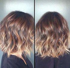Short Ombre Hair Cuts