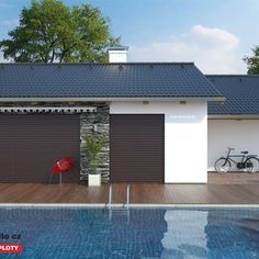 Venkovní žaluzie C80 VSR 071 Windows, Outdoor Decor, Home Decor, Red, House, Decoration Home, Room Decor, Home Interior Design, Ramen
