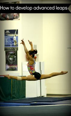 Breaking down advanced leaps for your gymnasts http://swingbig.org/they-dont-start-out-complex/