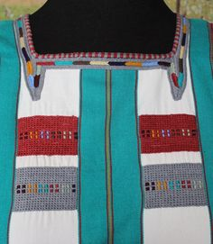 Chiapas fabrics and textiles
