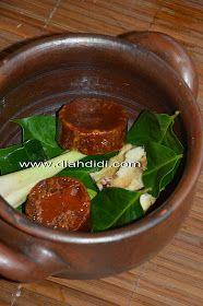 Diah Didi's Kitchen: Gudeg Yogya... Buatan Sendiri..Komplet..Plus Step By Step Cara Pembuatannya...^^ Diah Didi, Indonesian Food, Food And Drink, Menu, Potatoes, Cooking, Desserts, Recipes, Traditional