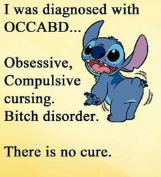 Im sorry, i cant help it Funny Minion Memes, Minions Quotes, Funny Texts, Funny True Quotes, Cute Quotes, Lilo And Stitch Quotes, Lelo And Stitch, Cute Stitch, Disney Jokes