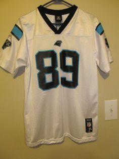 Steve Smith - Carolina Panthers Panthers Jersey - Reebok Youth XL #Reebok #CarolinaPanthers
