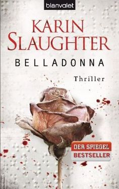 "On Matthias S's Cybook today: ""Belladonna"" by Karin Slaughter #FridayReads #OnMyCybook"