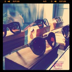 Suki Wooden Sunnies