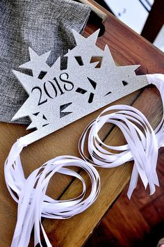Items similar to New Years Eve Hats 2019 in Silver. New Years Eve Favors. Sets of 4 or More on Etsy New Year's Eve Hats, New Years Hat, New Years Eve Decorations, Glitter Roses, Glitter Cardstock, New Years Eve Party, Christmas And New Year, Best Part Of Me, Party Favors