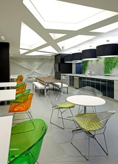 Contemporary Office Spaces