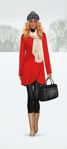 Covet Fashion Game Snow Angels