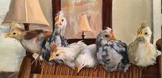 Custom oil paintings! Visit www.jeannedecosteart.com