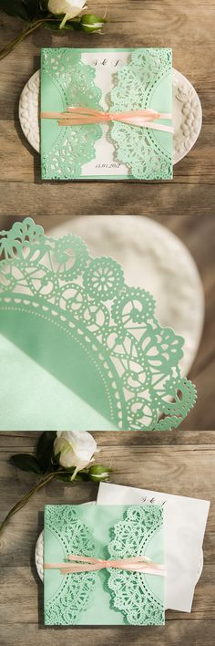 If you are a bride who likes simple and modern elegance , a mint themed wedding may be your choice. Combined with peach, purple and blue, mint is suitable for all the seasons. Today I'll share you three mint in...