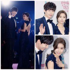 MBC Entertainment Awards, Best Couple: Song Jae Rim & Kim So Eun.