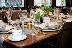 Salvage One Chicago Wedding | R3MG Creative Boutique Photography | Event Planning by Regine Danielle Events