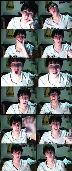 fetus phil is actually the cutest thing ever, oKAY