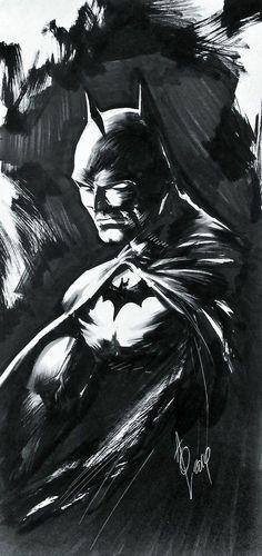 Batman by Alan Quah